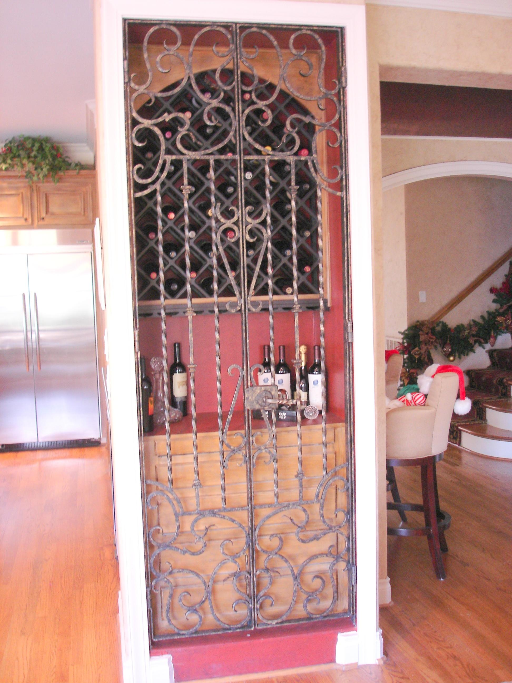 Exterior Doors and Wine Doors project 1